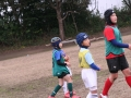 2015年12月クリスマス会_福岡県北九州市の少年少女ラグビースクールヤングウェーブ北九州065.JPG