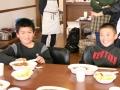 2015年12月クリスマス会_福岡県北九州市の少年少女ラグビースクールヤングウェーブ北九州045.JPG