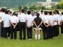 2016年6月29日(日)第38回福岡県中学生ラグビーフットボール競技大会 ヤングウェーブVSりんどう