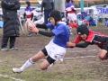 大東建託杯ラグビー祭2015_12月13日_ヤングウェーブ北九州_ミニラグビーAチーム022.JPG