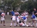 大東建託杯ラグビー祭2015_12月13日_ヤングウェーブ北九州_ミニラグビーAチーム058.JPG