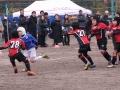 大東建託杯ラグビー祭2015_12月13日_ヤングウェーブ北九州_ミニラグビーBチーム025.JPG