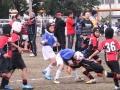 大東建託杯ラグビー祭2015_12月13日_ヤングウェーブ北九州_ミニラグビーBチーム044.JPG