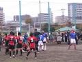 大東建託杯ラグビー祭2015_12月13日_ヤングウェーブ北九州_ミニラグビーAチーム002.JPG