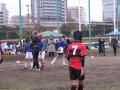 大東建託杯ラグビー祭2015_12月13日_ヤングウェーブ北九州_ミニラグビーAチーム003.JPG