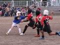 大東建託杯ラグビー祭2015_12月13日_ヤングウェーブ北九州_ミニラグビーBチーム004.JPG