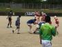 2016年5月15日 第38回福岡県中学生ラグビーフットボール競技大会 草ヶ江VSヤングウェーブ北九州