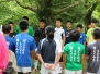 2016年7月10日(日)第38回福岡県中学生ラグビーフットボール競技大会 ヤングウェーブVSみやけシャルマン戦