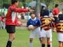 2016年10月9日 市民体育祭2年生 北九州市の少年少女ラグビースクールヤングウェーブ