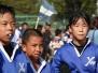 2016年10月9日市民体育祭 Aチーム 北九州市の少年少女ラグビースクールヤングウェーブ