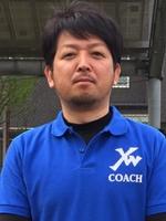 ヤングウェーブ北九州_前田コーチ