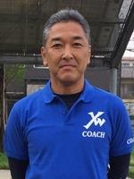 ヤングウェーブ北九州_山本コーチ