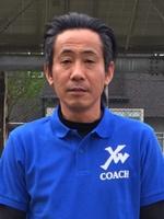 ヤングウェーブ北九州_川崎コーチ