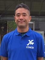 ヤングウェーブ北九州_戸高コーチ