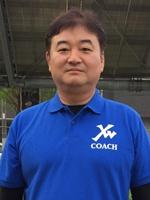 ヤングウェーブ北九州_田村コーチ