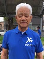 ヤングウェーブ北九州_西田コーチ