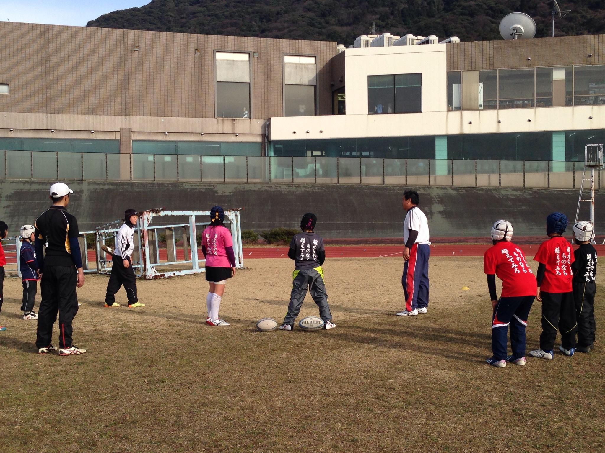 ヤングウェーブ北九州_福岡県北九州市ラグビースクール_ラグビーチーム