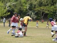 第10回北九州山口ラグビースクール交流戦