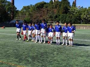 福岡県ラグビー大会2015_北九州市のラグビースクールヤングウェーブ北九州
