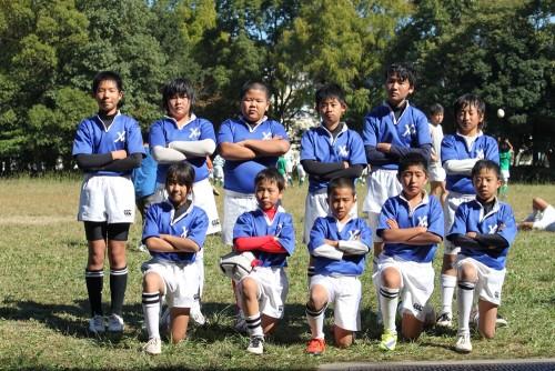 福岡県ラグビー大会2015_北九州市のラグビースクールヤングウェーブ北九州IMG_5273