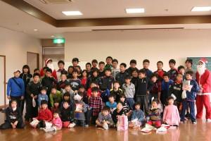 2015年12月クリスマス会_福岡県北九州市の少年少女ラグビースクールヤングウェーブ北九州137