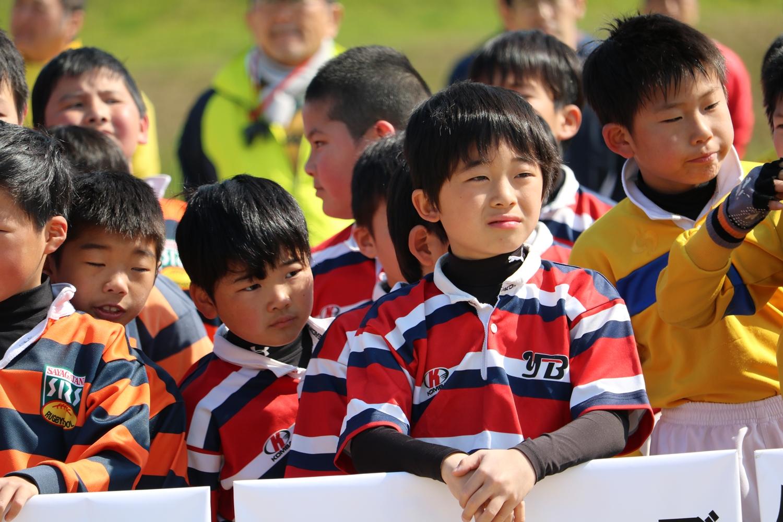 中鶴RS創立40周年記念式典交流試合_ヤングウェーブ北九州