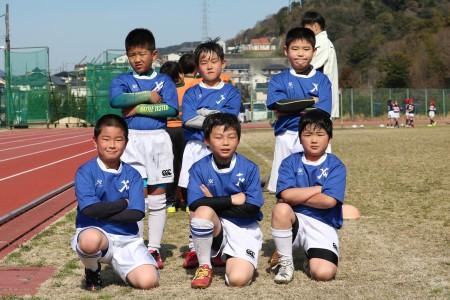 福岡県北九州市少年・少女ラグビースクールヤングウェーブ