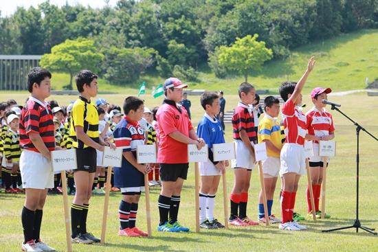 2017年5月14日(日)北九州山口ラグビースクール交流大会