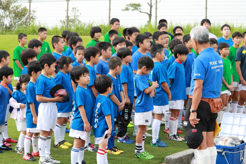 2017年9月23.24日 関門ラグビージャンボリー交流大会