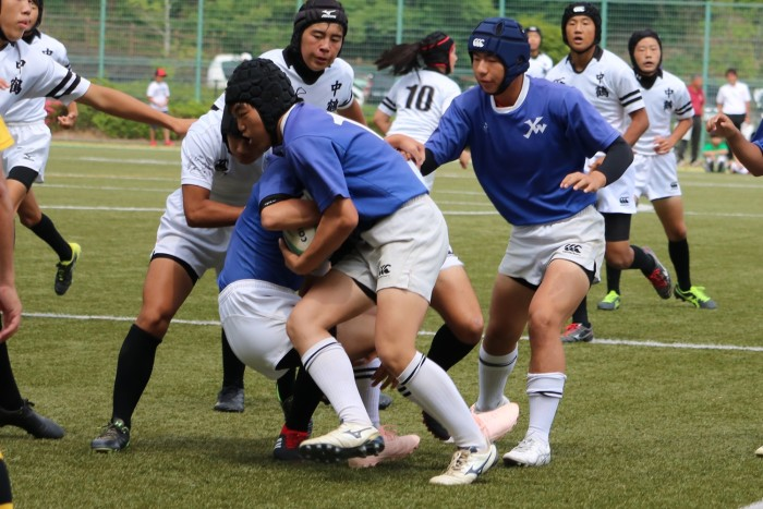 令和元年度 第41回福岡県中学校ラグビー大会